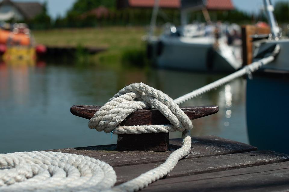 Sailing Node, Sailing, Node, Rope, Boat, Maritime, Sea