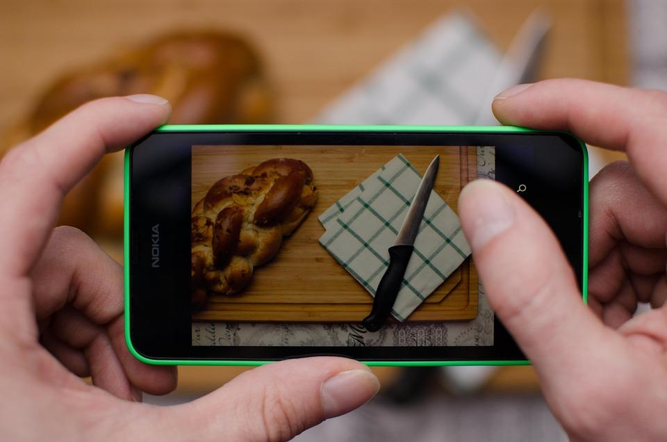 Christmas, Food, Mobile, Nokia, Lumia, Christmas Cake