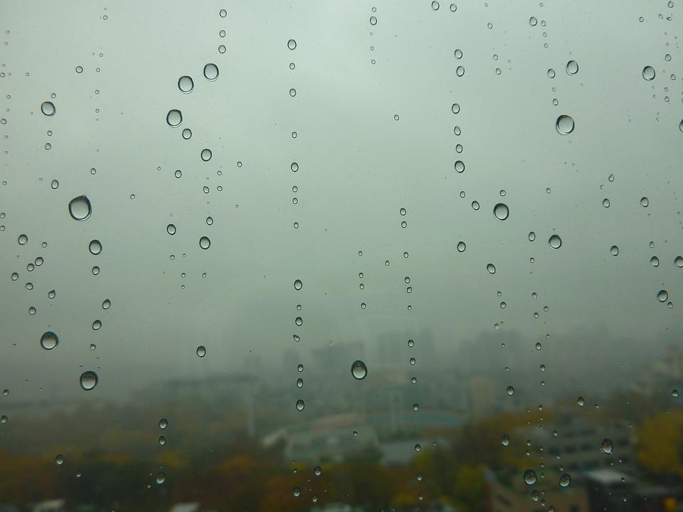 Trickle, Non, Window, Shower, Summer