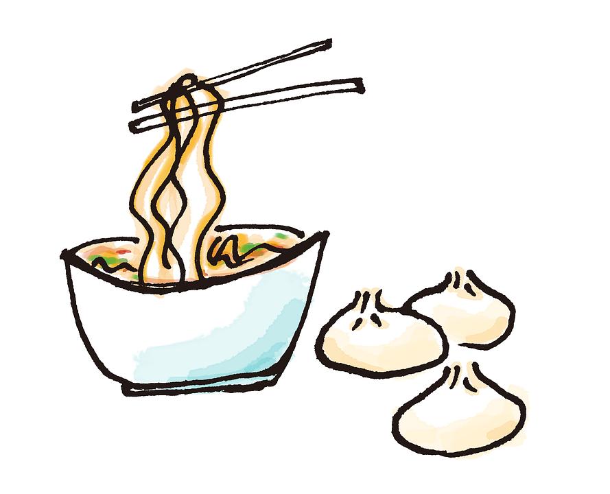 Noodles, If Food, Korean Food