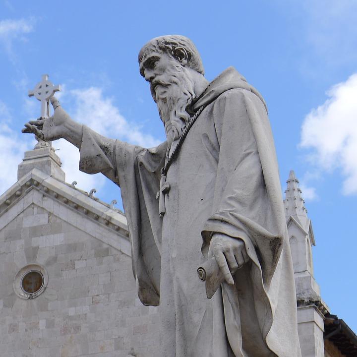 Religion, San Benedetto, Norcia