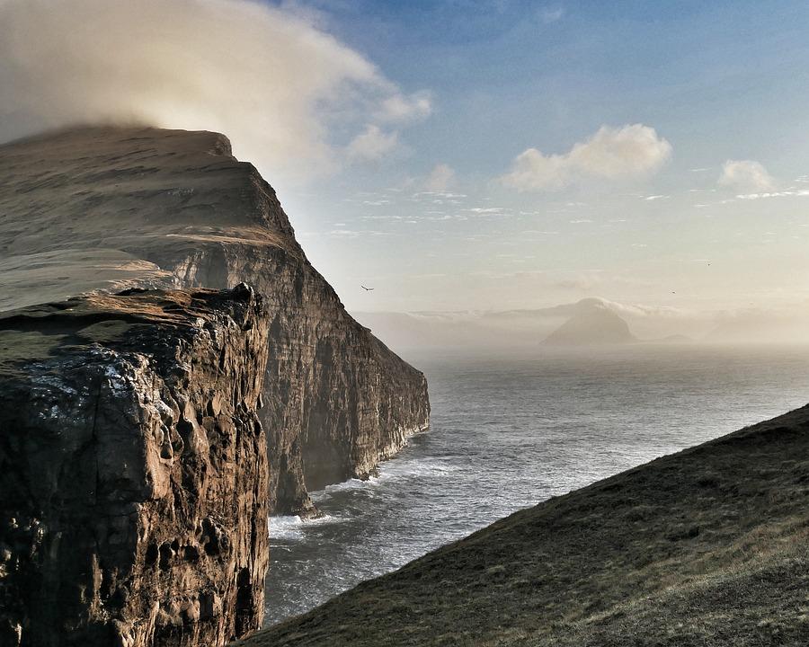 Faroe Islands, Landscape, Nordic, Scenic, Travel, Faroe