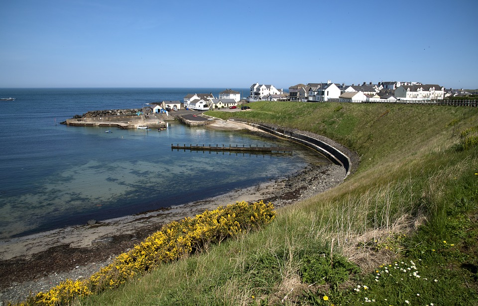 Portballintrae, North Coast, County Antrim, Coast, Sea