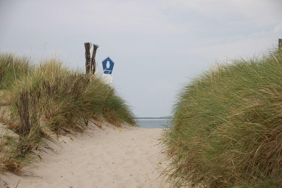 Elbow, Nature, Dunes, North, North Sea, Landscape