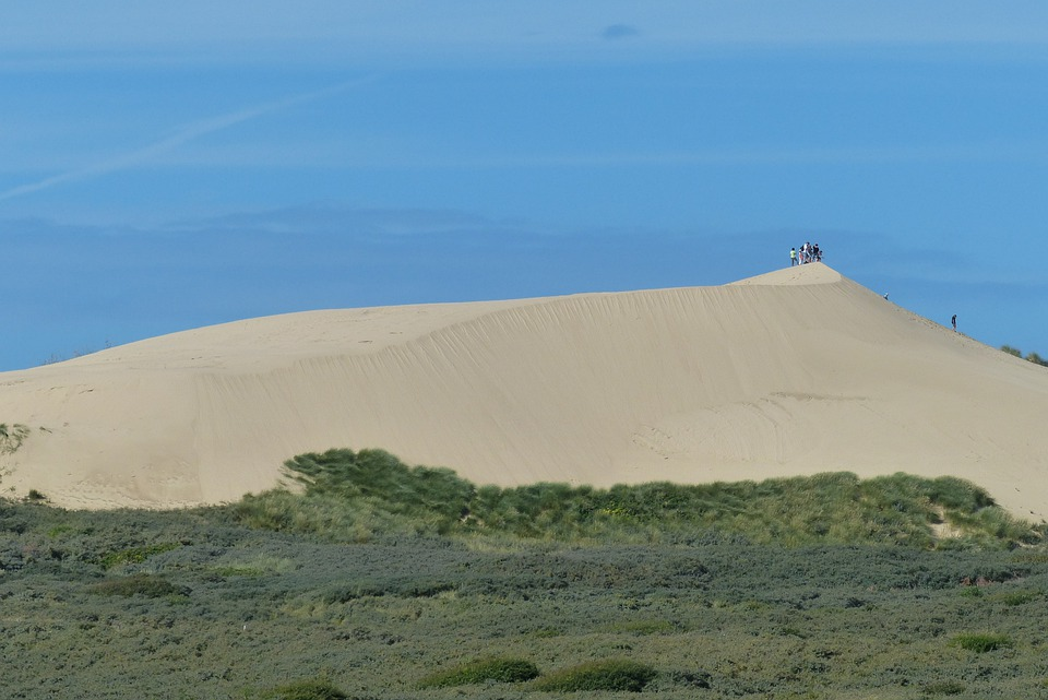 Dune, Sand, Dunes, Beach, North Jutland, Sea