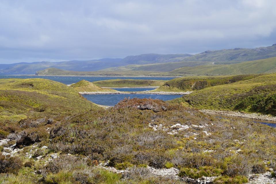 Scotland, North, Landscape, Sea, Ocean