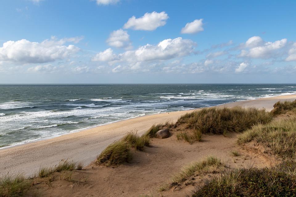 Beach, Sylt, North Sea, Water, Nature, Coast, Vacations