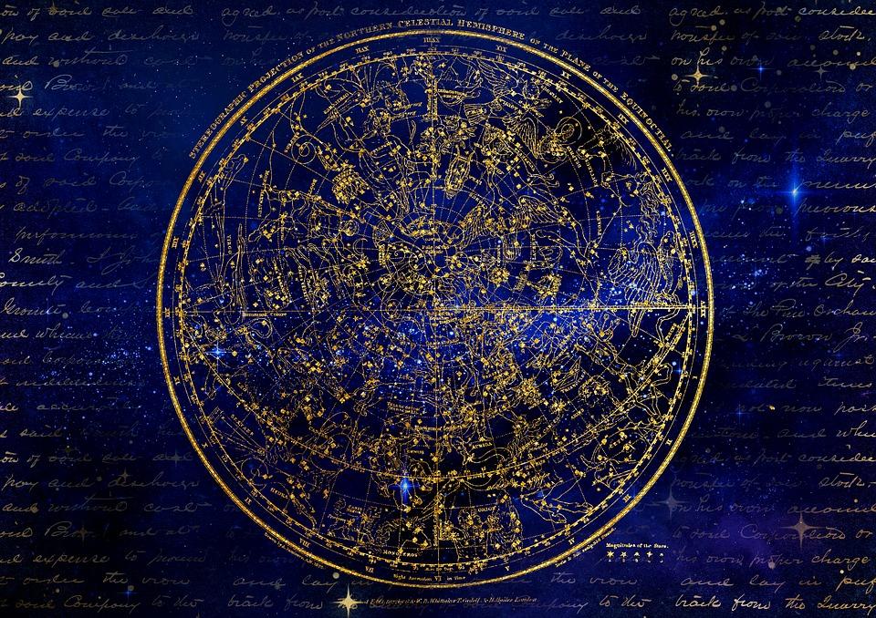 Northern Hemisphere, Constellations, Antique