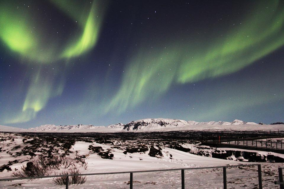 Northern Lights, Amazing, Spectacular, Beautiful, Cold