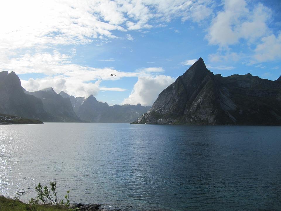Lofoten, Norway, Scandinavia