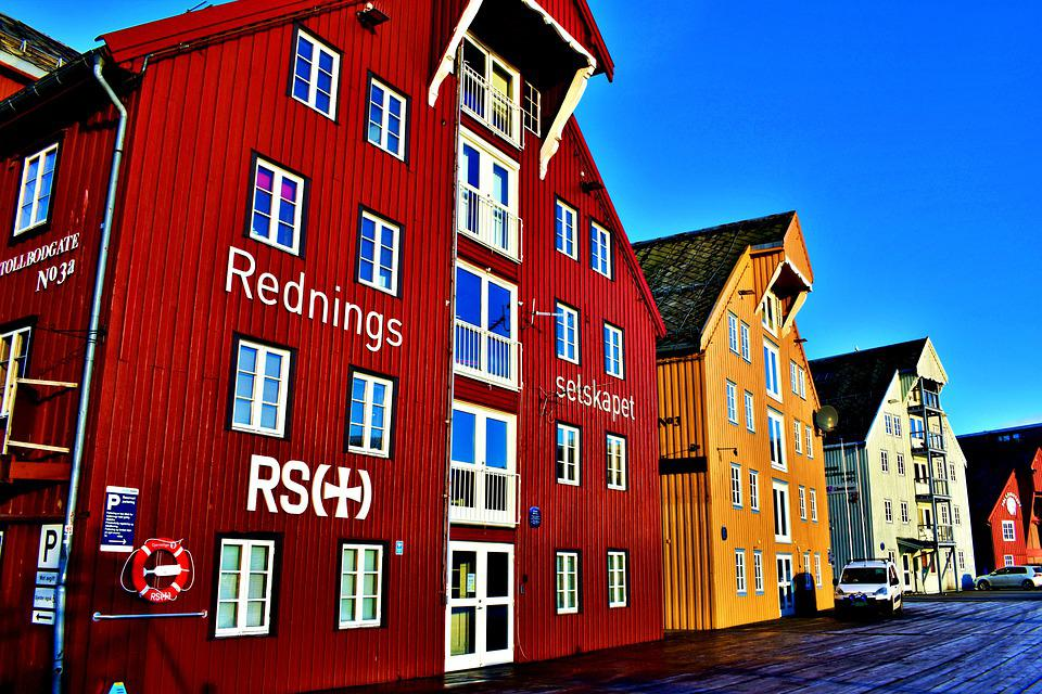 Architecture, Norway, Tromso, Travel