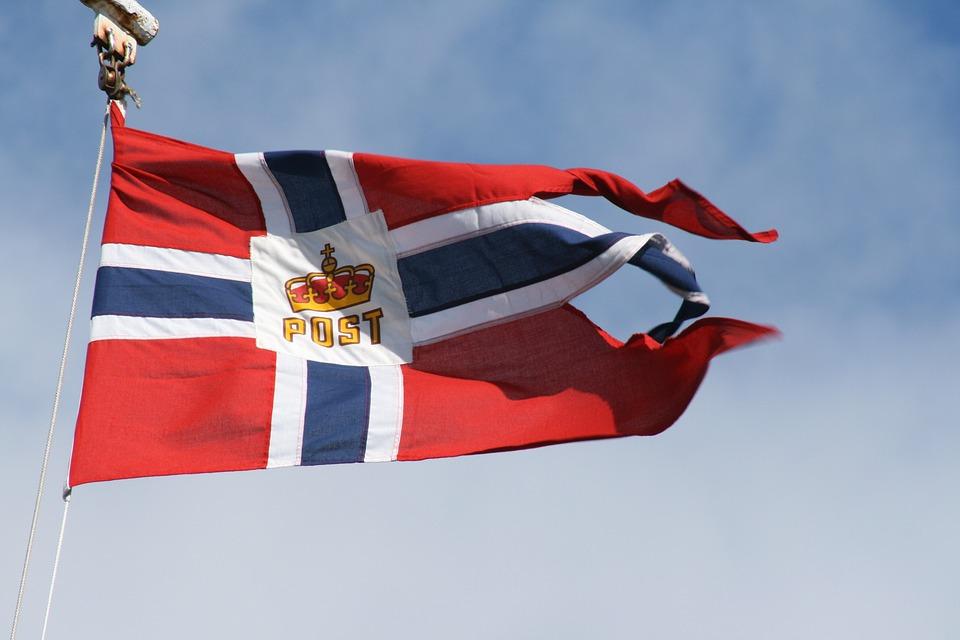 Flag, Norway, Land, Symbol, Norwegian, Red, Nation
