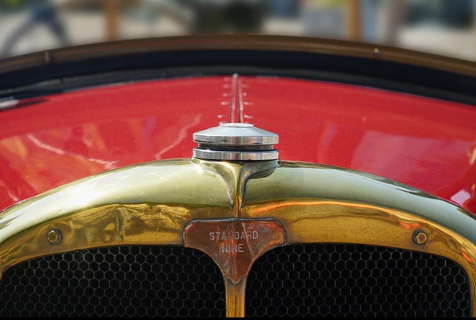 Oldtimer, Cooler, Nostalgia, Old, Automotive, Traffic