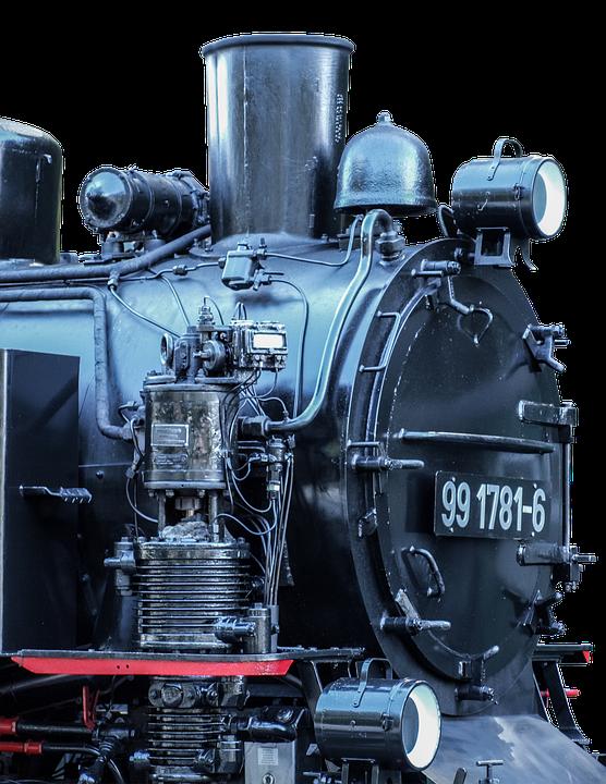 Locomotive, Blackjack, Old, Steam Locomotive, Nostalgic