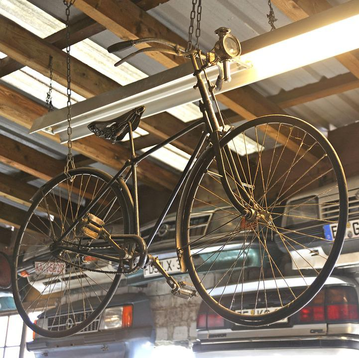 Bike, Museum, Oldtimer, Old, Nostalgic, Velo, Wheel