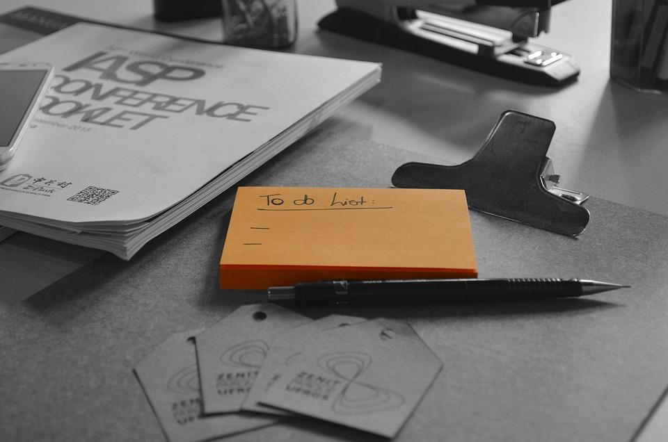 Creativity, List, Note, Creative, Art, Office, Write