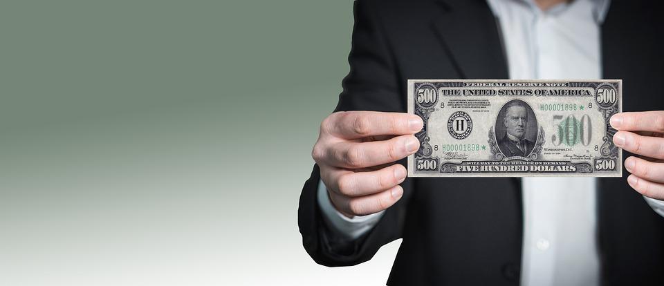 Dollar, List, Note, Office, Business, Suit, Businessman