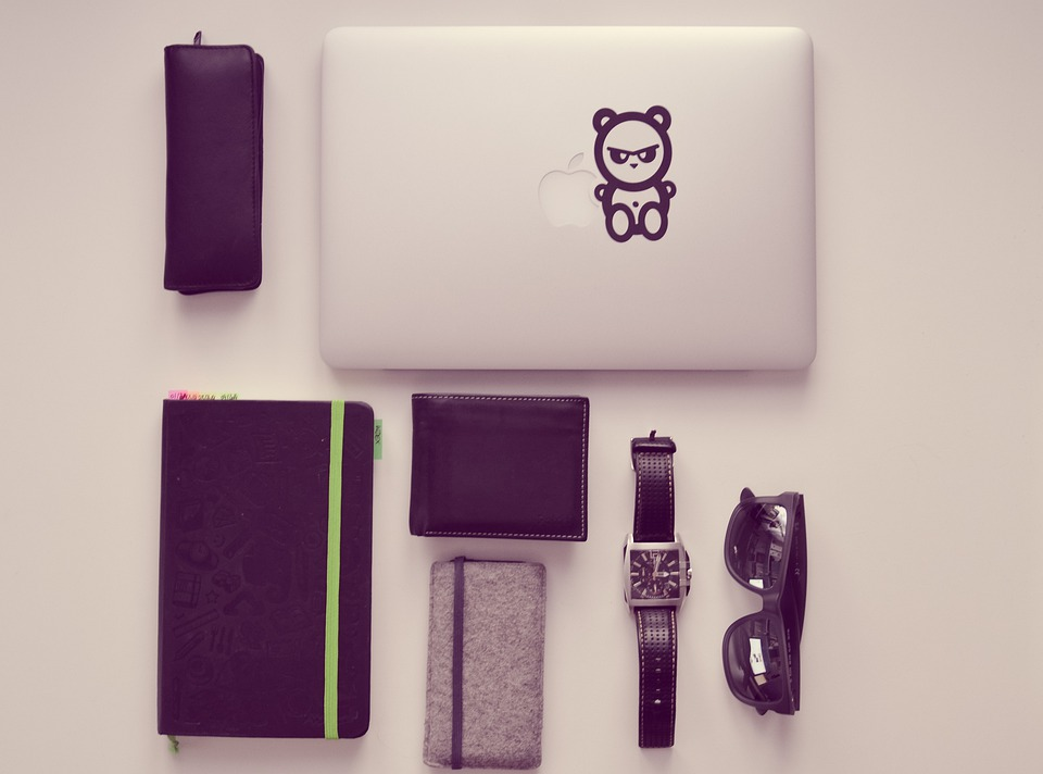 Notebook, Notes, Pens, Clock, Sunglasses, Nerd, Notepad