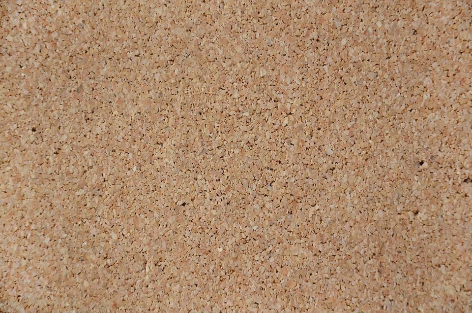 Cork, Notice Board, Detail, Texture, Structure