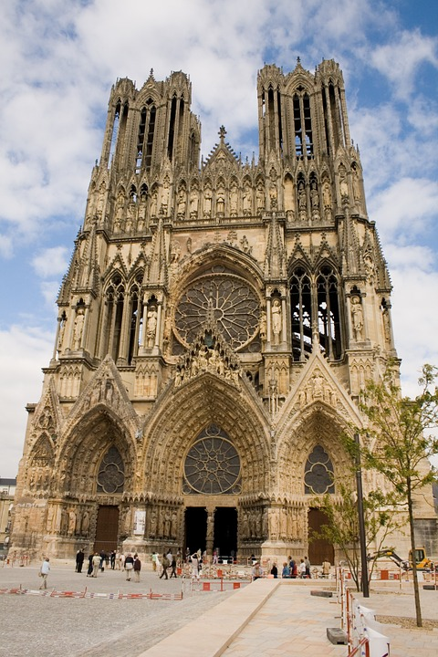 Paris, Notredame Cathedral, Gothic