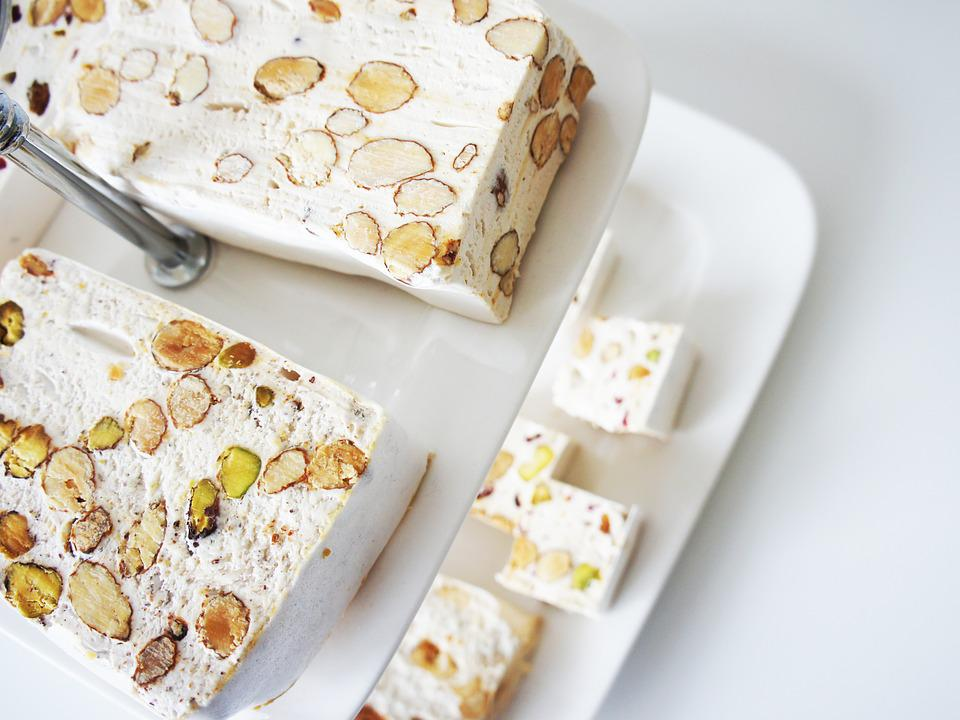 Nougat, Candy, Candy Bar, Eat Sweets, Treat, Almonds