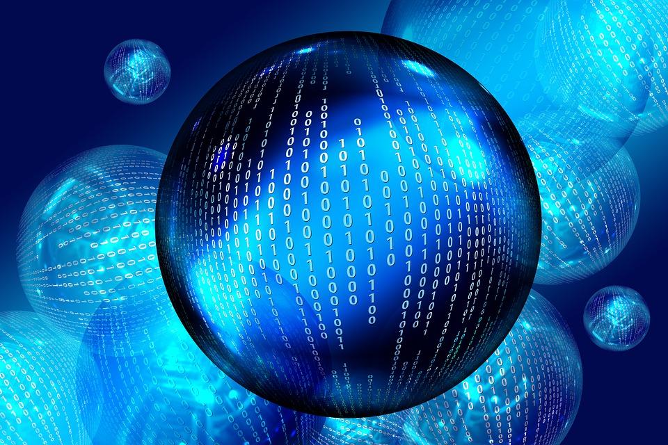 Binary, Null, One, Digitization, Http, Www, Crash