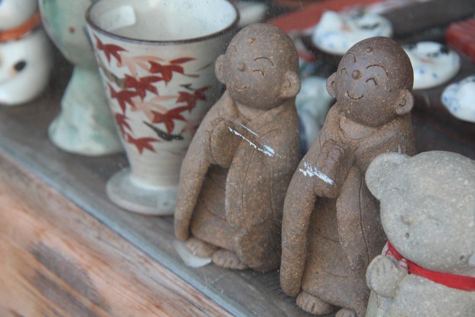 Kyoto, Monk, Nun, Japanese