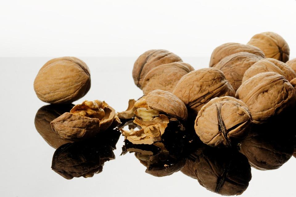 Nut, Nutshells, Christmas Time, Crack, Christmas
