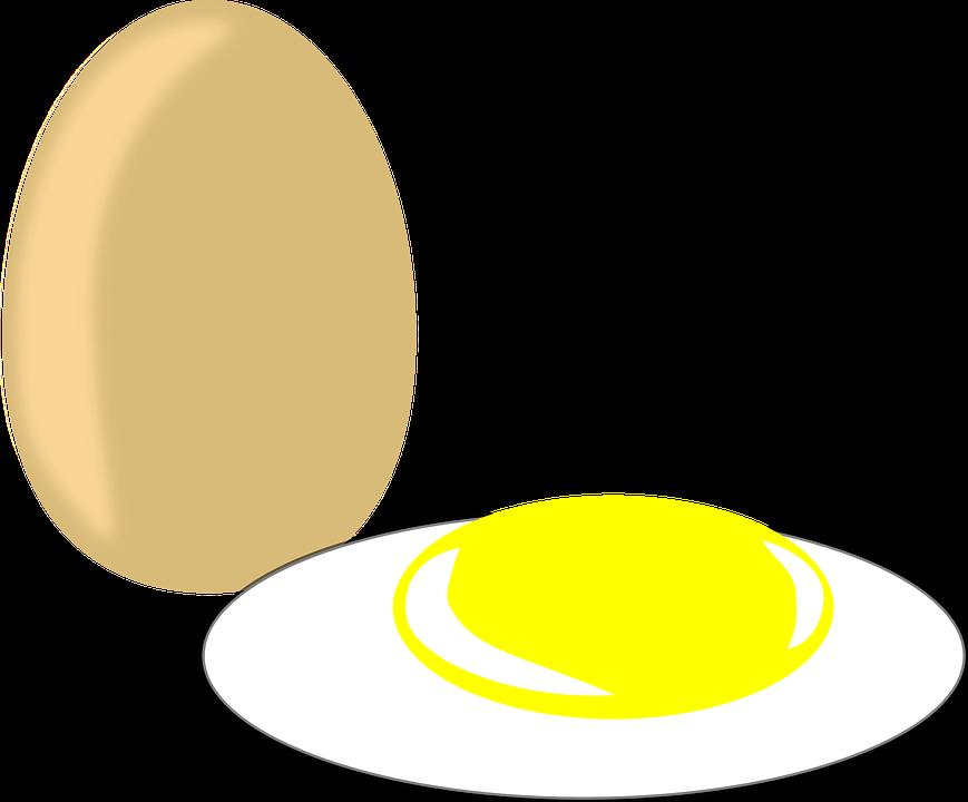 Egg, Food, Fired Egg, Nutrition, Breakfast
