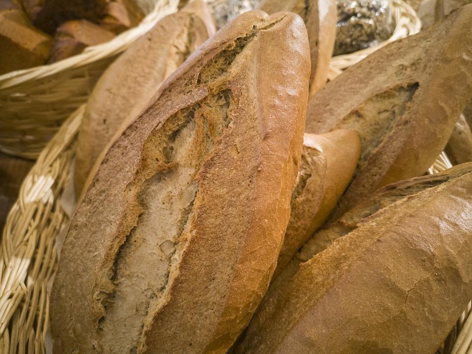 Bread, Flour, Bakery, Food, Fresh, Nutrition, Dough