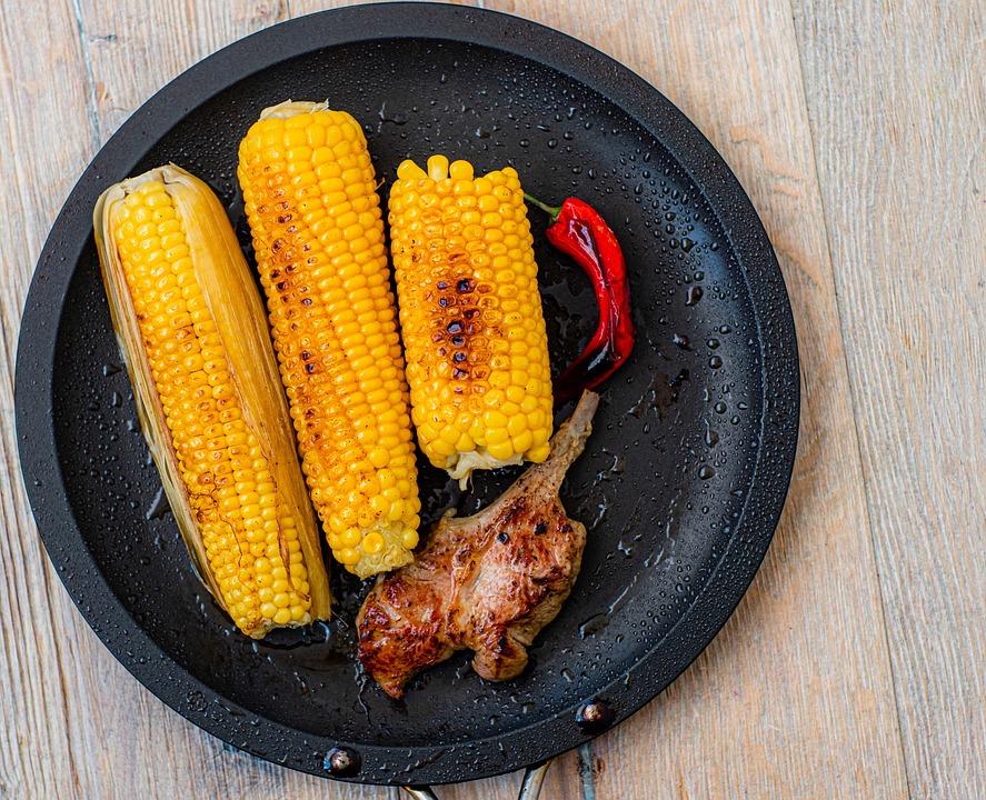Dish, Corn, Nutrition, Lunch, Delicious, Healthy, Fresh