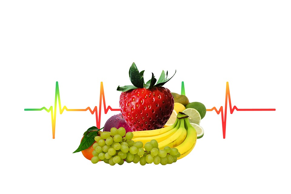 Heart, Bless You, Pulse, Strawberry, Fruit, Nutrition