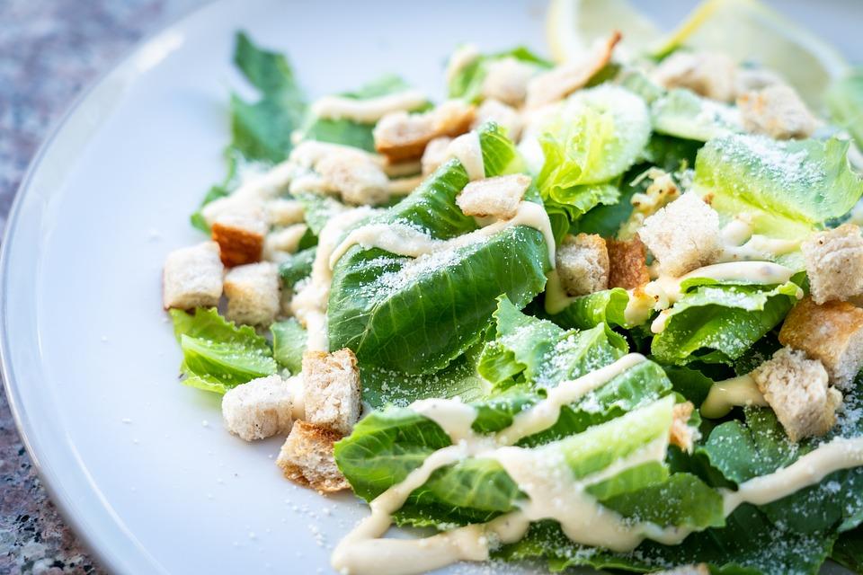 Salad, Healthy, Food, Fresh, Vegetables, Nutrition