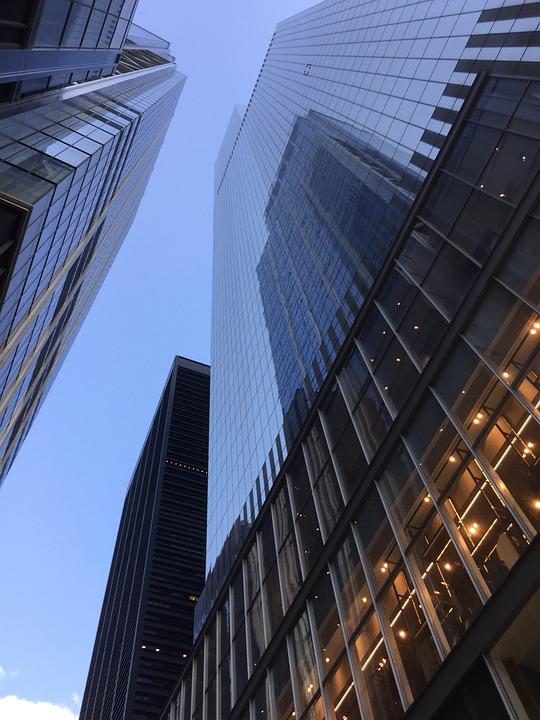 New York, Nyc, Architecture, Manhattan, America, Usa