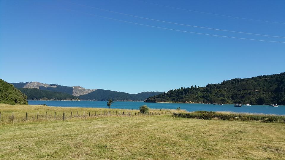 Landscape, Nz, Marlborough