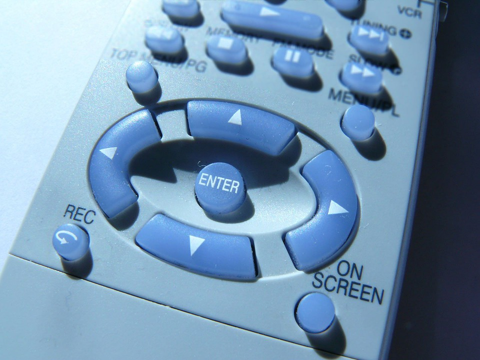 Tv, Controller, Object, Remote, Control, Button