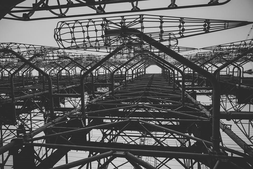 Chernobyl, Radar, Duga, Pripyat, Ukraine, Observatory