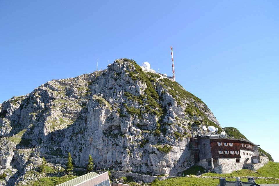 Wendelstein, Observatory, Mountain, Sky