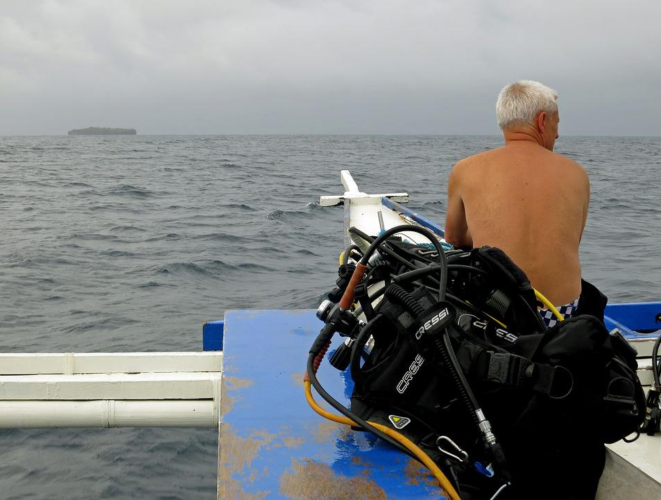 Diver, Scuba, Scuba Diver, Ocean, Activity