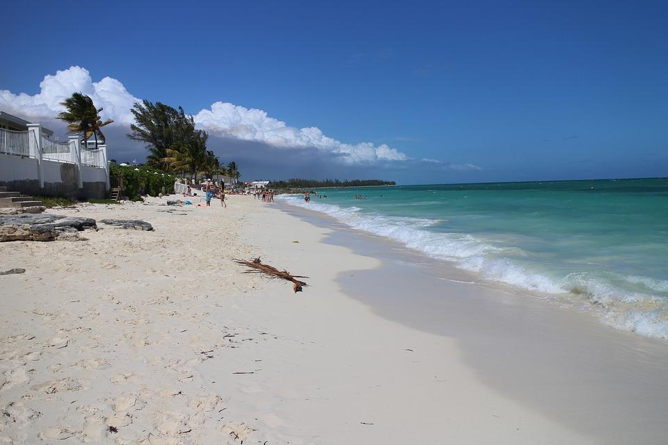 Beach, Bahamas, Tropical, Ocean, Turquoise, Caribbean
