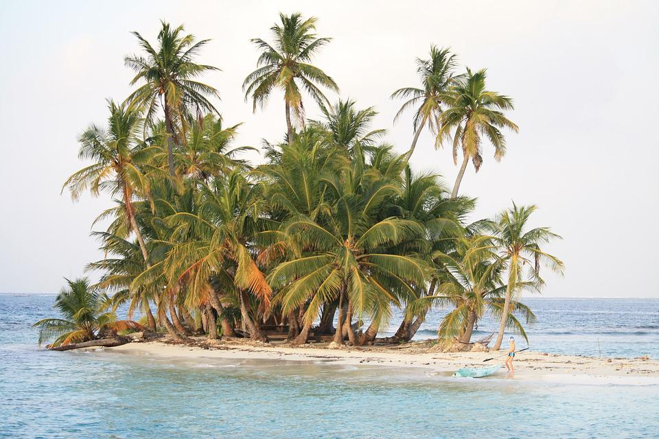 Caribbean, Boat, Sea, Ship, Water, Beach, Ocean