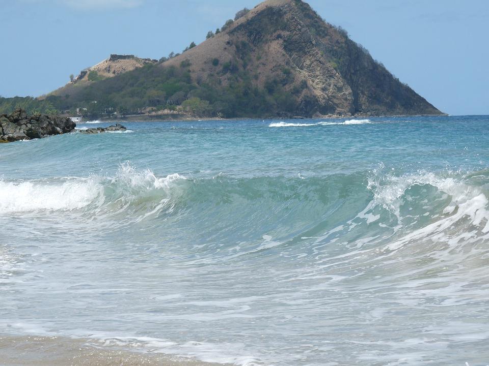 Ocean, Wave, Waves, Beach, Water, Flowing, Sea, Outside