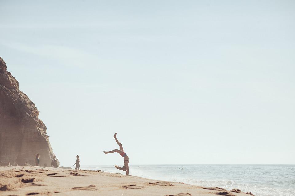 Beach, Ocean, Sea, Coast, Sunset, Summer, Water