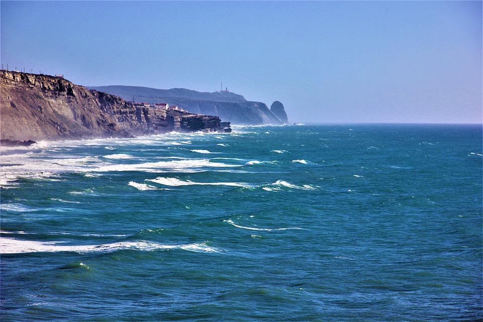 Ocean, Waves, Beach, Coast, Summer, Vacations, Scenic