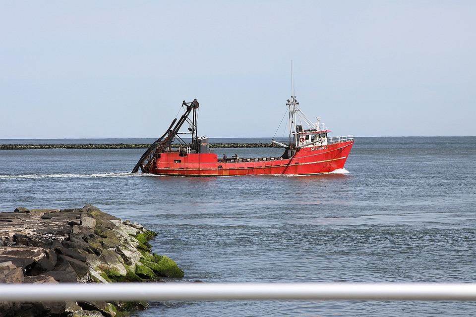 Boat, Port, Sea, Ocean, Bay, Pier, Stone