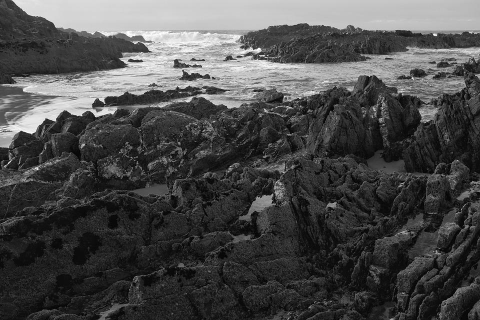 Coast, No Person, Body Of Water, Ocean, Sea