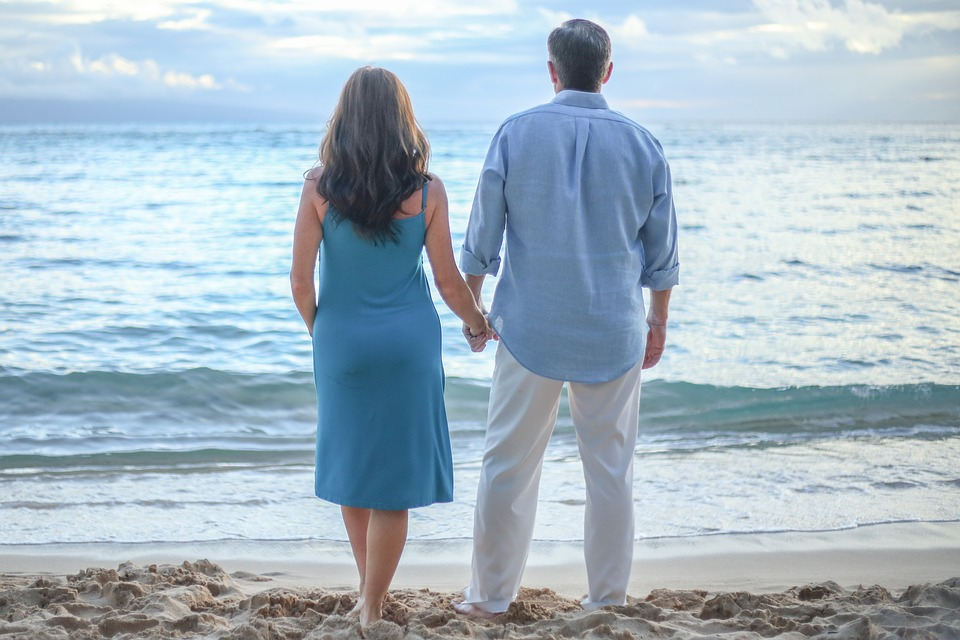 Covenant Love, Marriage, Ocean Couple