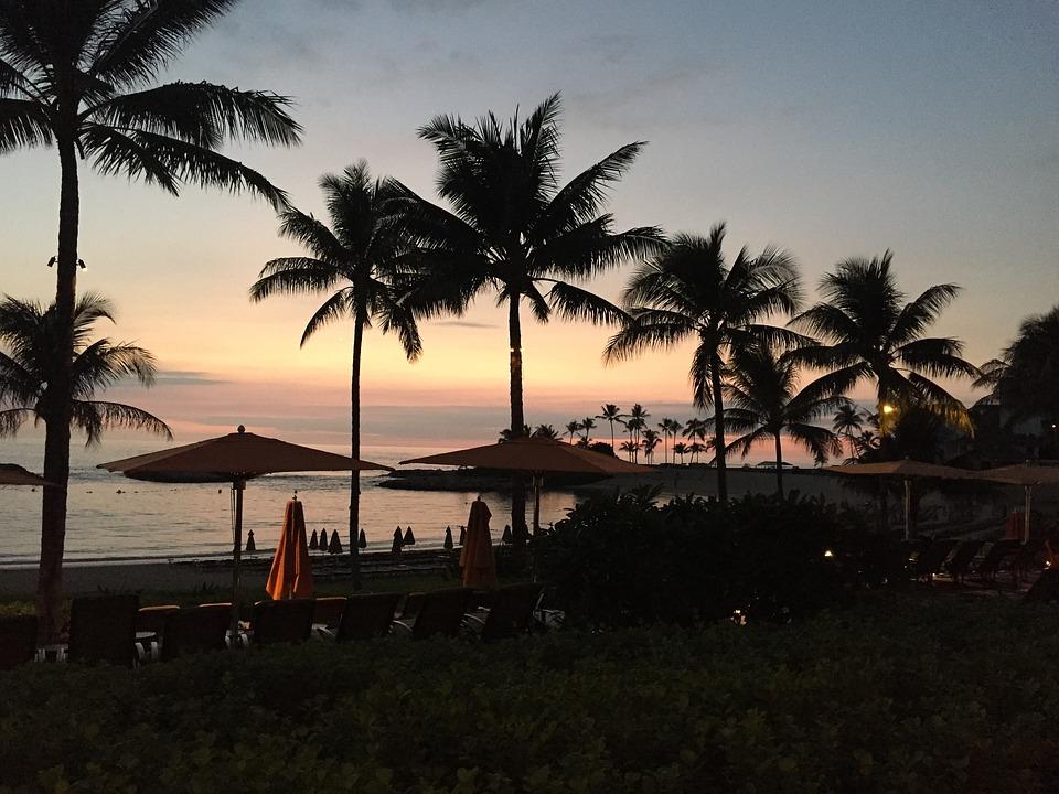Ko Olina, Oahu, Hawaii, Beach, Ocean, Sea, Tropical