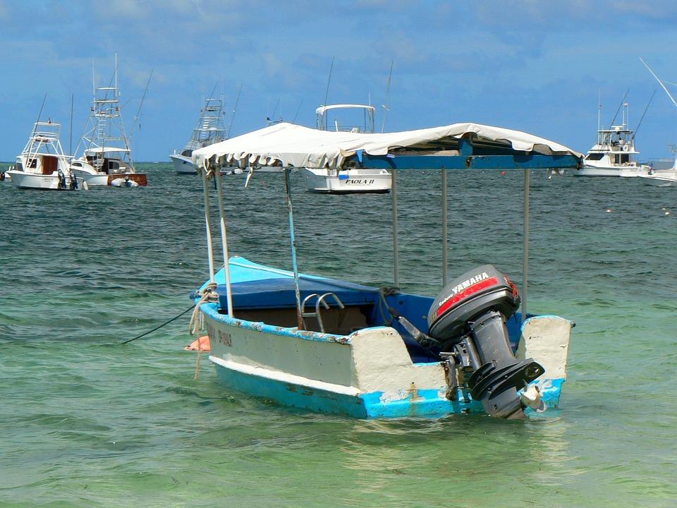 Mexico, Beach, Holiday, Boat, Light, Ocean, Fishing