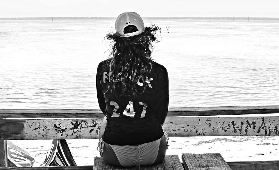 Sea, Water, Beach, Ocean, People, Summer, Nature